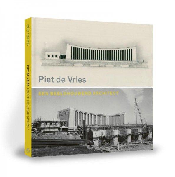 Piet de Vries, een beeldhouwend architect