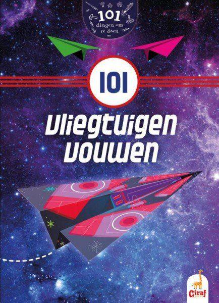 101 papieren vliegtuigen vouwen