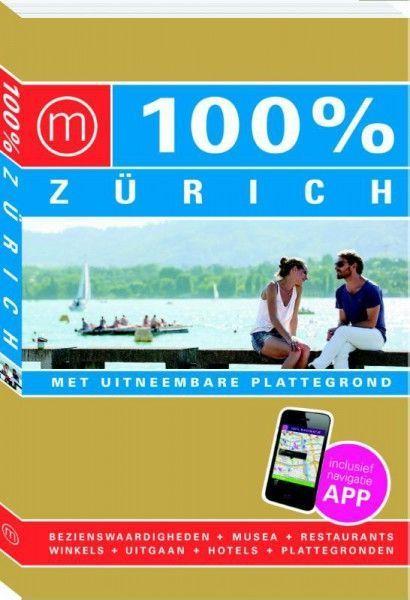 100% stedengids : 100% Zürich