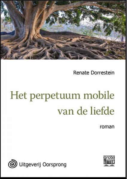 Het perpetuum mobile van de liefde - grote letter uitgave