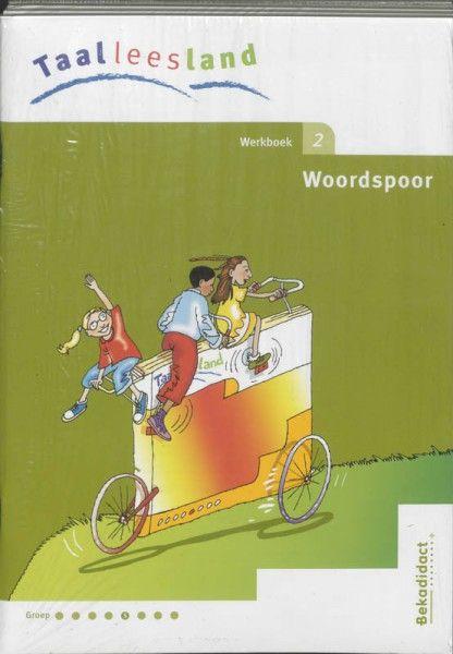 Taalleesland set 5 ex Groep 5 Woordspoor Werkboek 2