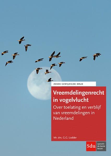 Vreemdelingenrecht in vogelvlucht 2018