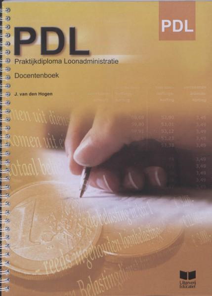 Praktijkdiploma Loonadministratie 1 en 2 Docentenboek