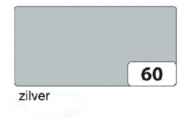 Fotokarton Folia 2zijdig 50x70cm 300gr nr60 zilver