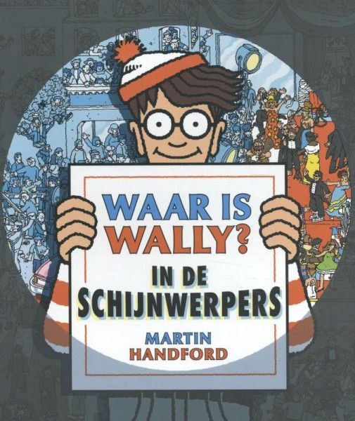 Waar is Wally in de schijnwerpers