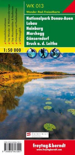 F&B WK013 Nationalpark Donau-Auen, Lobau, Hainburg, Marchegg, Gänserndorf, Bruck a,d, Leitha