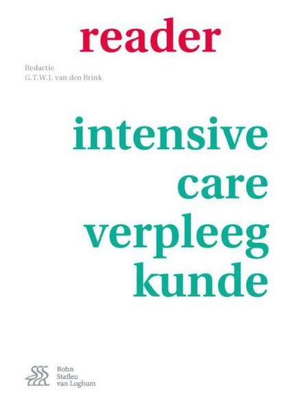 Reader intensive-care-verpleegkunde