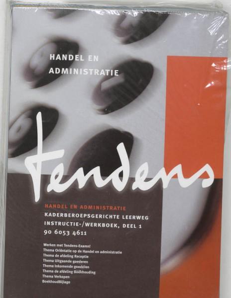 Tendens HA kader 1 Instructie-/werkboek