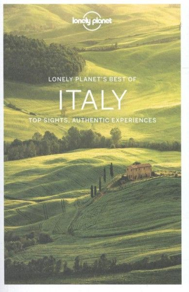 Lonely Planet Best of Italy dr 1
