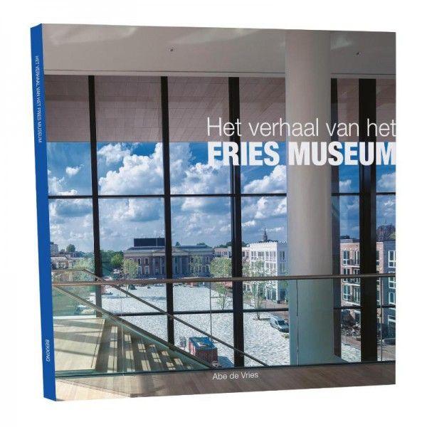 Cahier Het verhaal van het Fries Museum