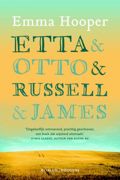 Etta en Otto en Russell en James
