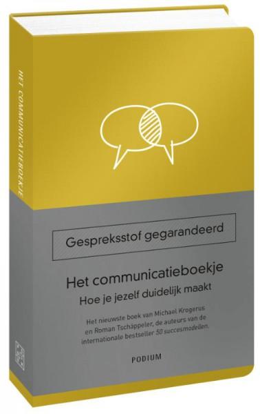 Het communicatieboekje