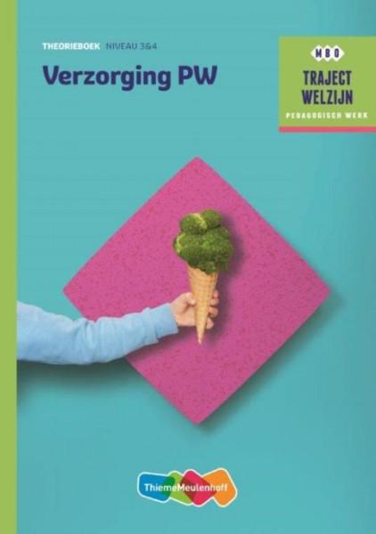 Verzorging PW niveau 3/4 Theorieboek