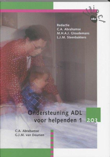 Ondersteuning ADL voor helpenden 1 203