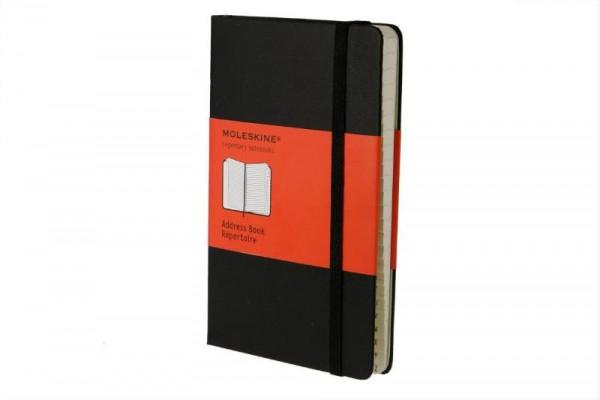 Moleskine Pocket Address book/Repertoire