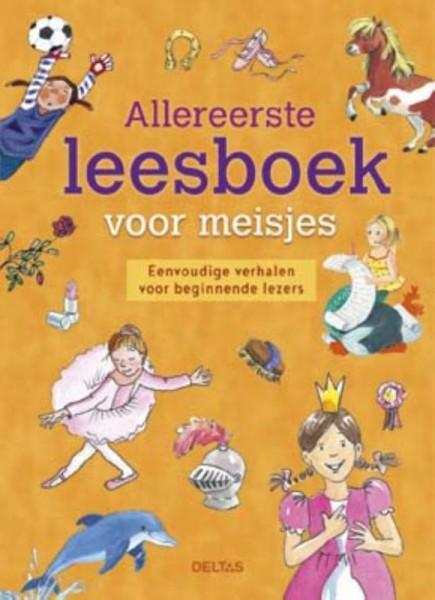 Allereerste leesboek voor meisjes