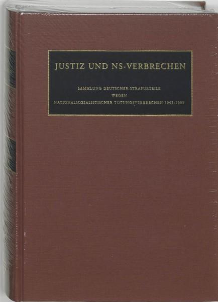 Justiz und NS-Verbrechen 32