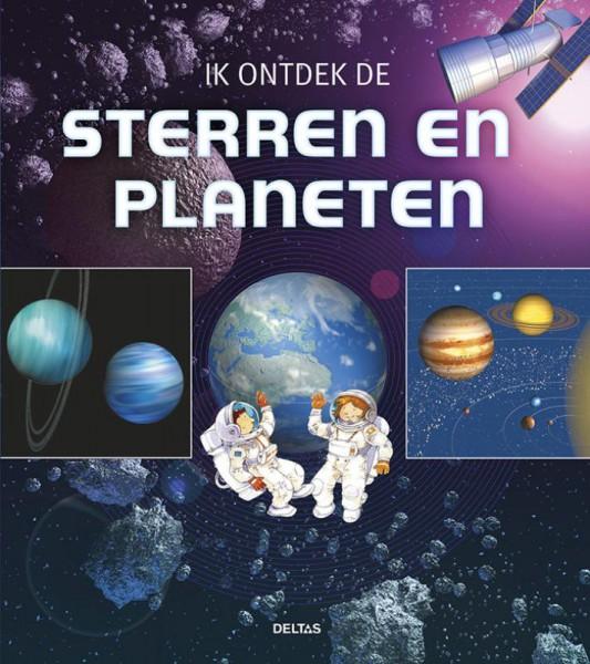 Ik ontdek de sterren en planeten