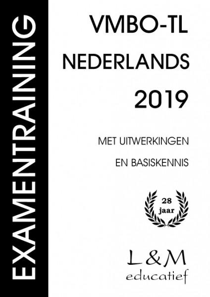 Examentraining Vmbo-tl Nederlands 2019