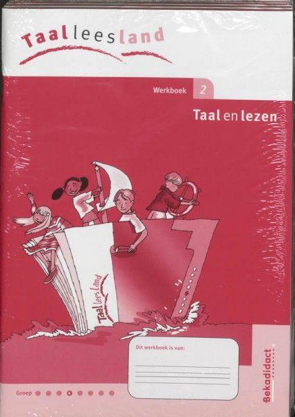 Taalleesland Nieuw set 5 ex 2 groep 4 Taal en lezen Werkboek