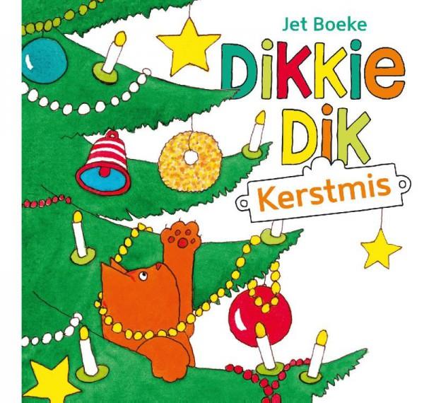 Dikkie Dik Kerstmis (display 10 exx.)
