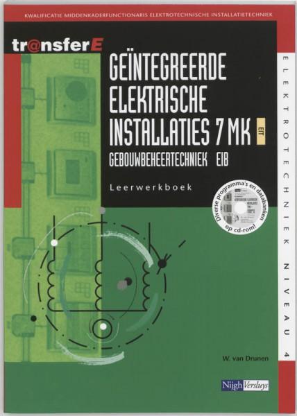 Geintegreerde elektrische installaties 7MK EIT Leerwerkboek