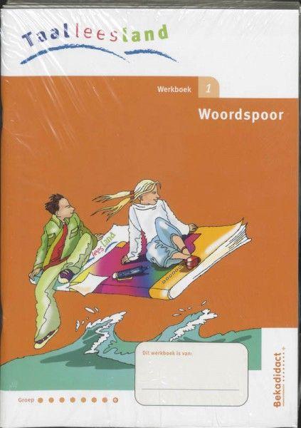 Taalleesland nieuw 5 ex groep 8 woordspoor Werkboek 1