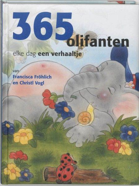 365 olifanten elke dag een verhaaltje