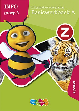 Z-info Informatieverwerking Groep 8 Basiswerkboek A