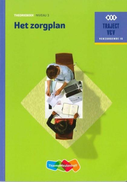 Het zorgplan Theorieboek Niveau 3