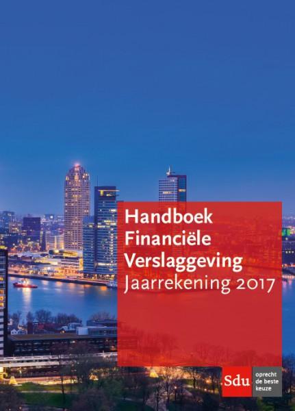 Handboek Financiële Verslaggeving, Jaarrekening 2017