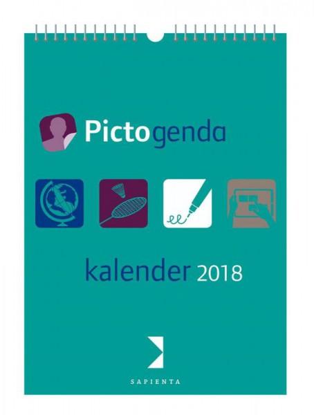 Pictogenda Kalender 2018 NL