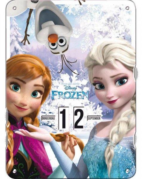 Frozen*Frozen draaidoor kalender los