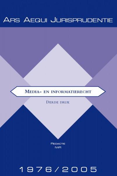 Jurisprudentie Media- & informatierecht 1976-2005