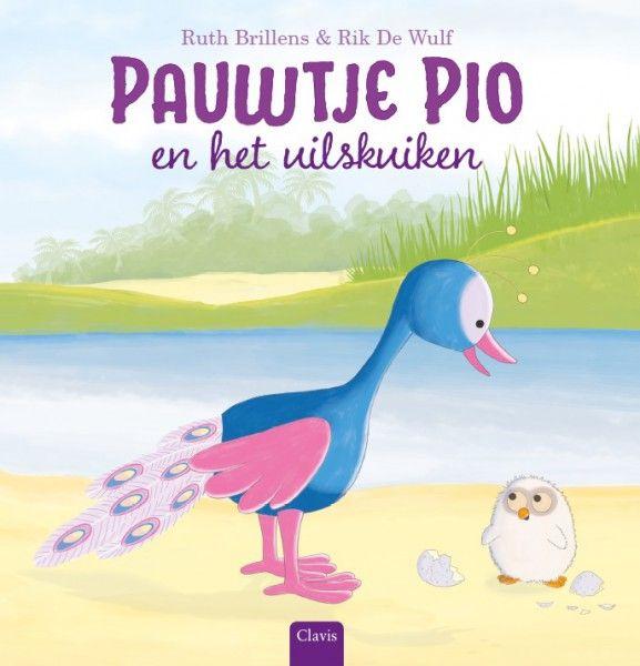 Pauwtje Pio en het uilskuiken