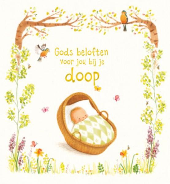 Gods beloften voor jou bij je doop