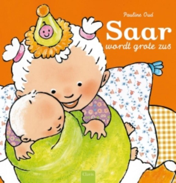 Saar wordt grote zus