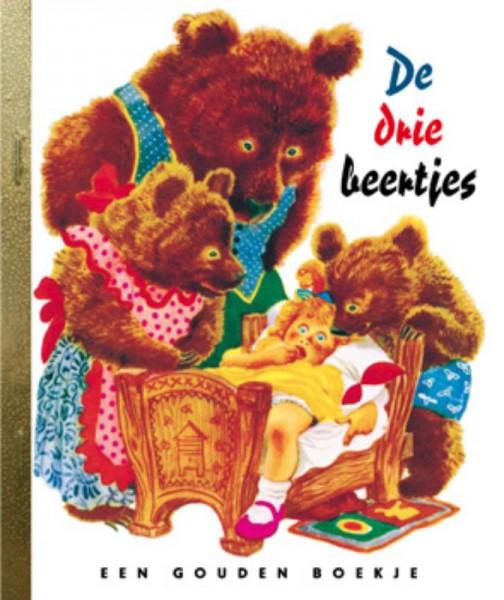 De drie beertjes, Gouden Boekjes