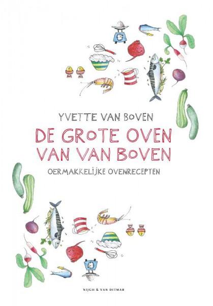 De grote oven van Van Boven