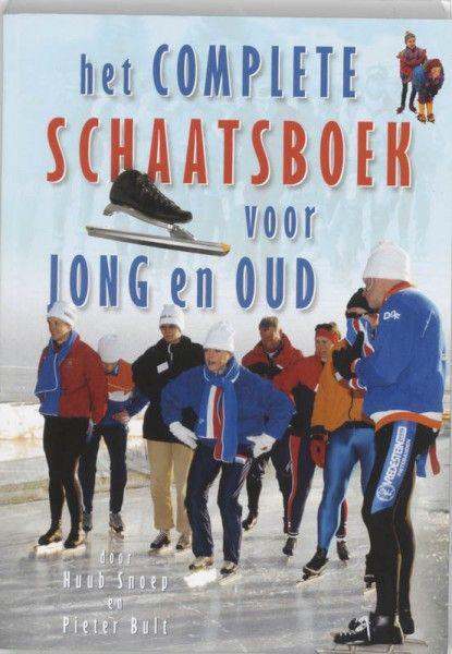 Complete schaatsboek voor jong en oud
