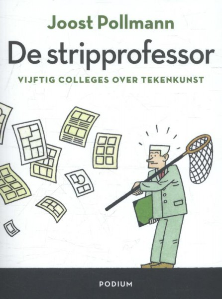 De stripprofessor