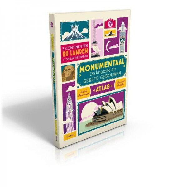 Atlas monumentaal