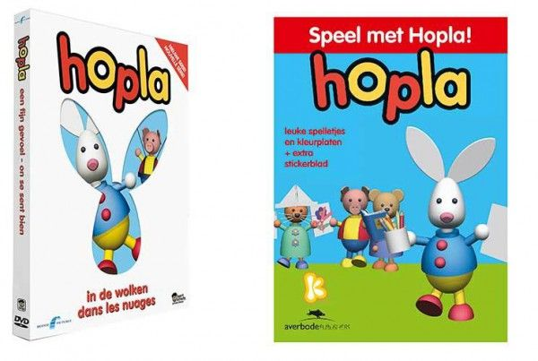 Speel met Hopla!