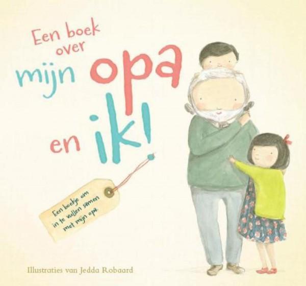 Een boek over mijn opa en ik