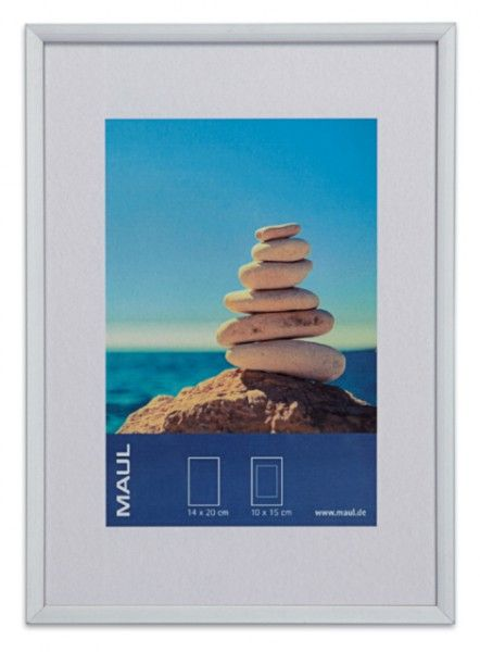 Fotolijst MAUL 15x21cm aluminium lijst