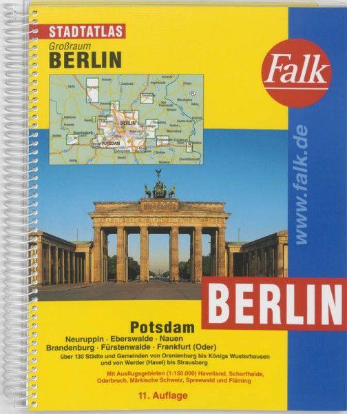 Berlin / Potsdam e.o. kaartboek