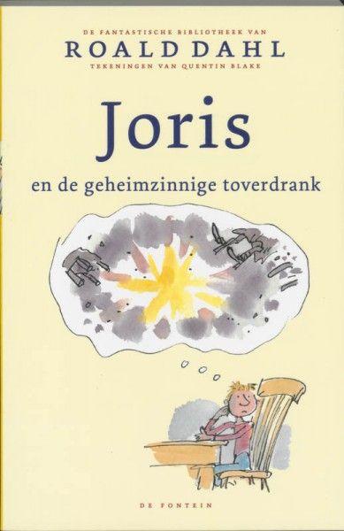 Joris en de geheimzinnige toverdrank, paperback
