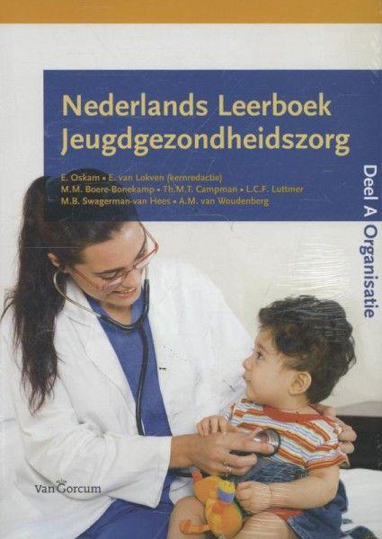Set Nederlands Leerboek Jeugdgezondheidszorg Deel A & B