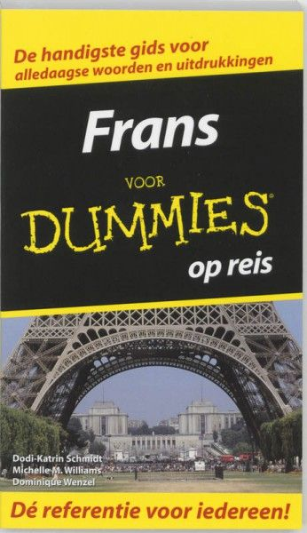 Frans voor Dummies op reis