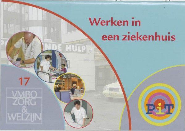 Projectboek Pit Werken in een ziekenhuis 17